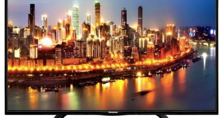 Changhong UD55YC5500UA 4K TV review warning for gamers