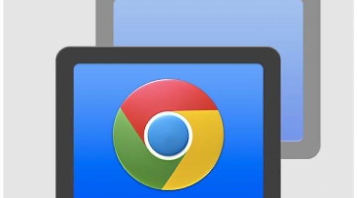 Chrome Remote Desktop Android app paradise