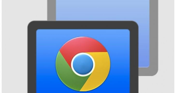 Chrome Remote Desktop Android app paradise