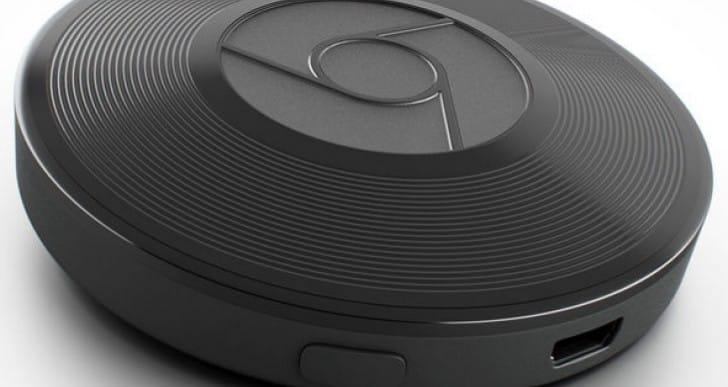 Chromecast Audio best price at Currys