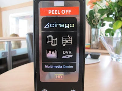 Cirago Multimedia Center CMC 1000 Series 10