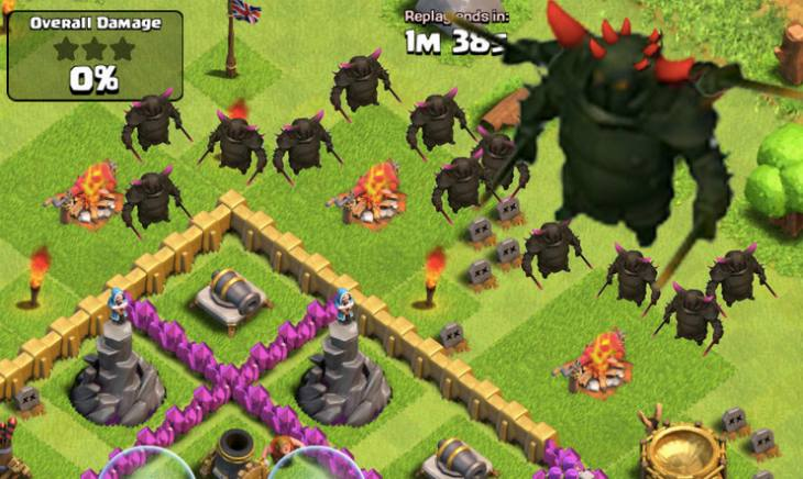 Clash Of Clans 6 186 3 Apk For Android Without Hack