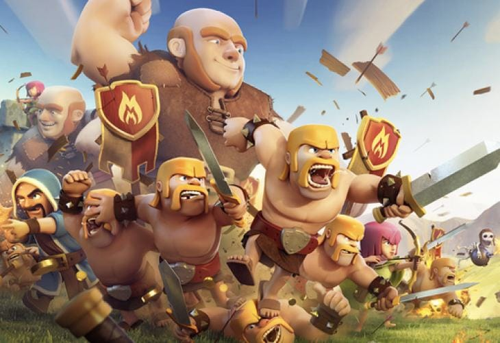 Clash of Clans 6.108.2 APK for Kindle Fire
