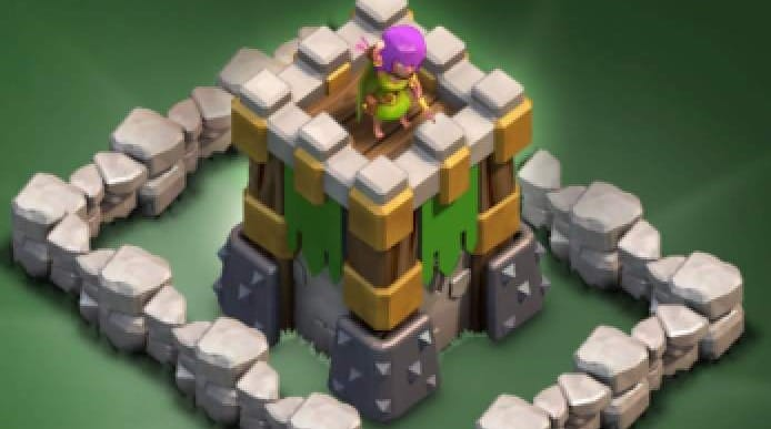 Clash of Clans down for Archer Tower 13, Lava Hound update