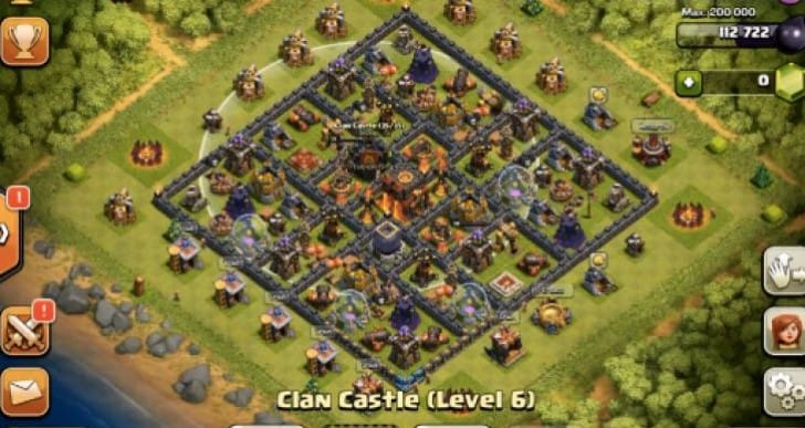 Clash of Clans best clan contenders