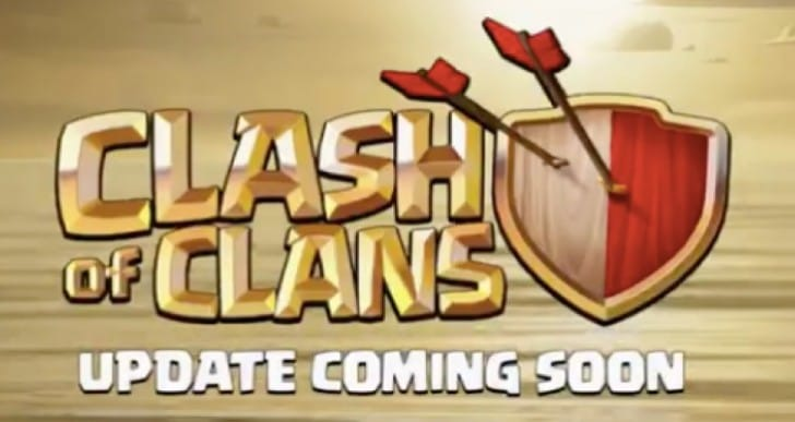 Clash of Clans Boat update release date excitement