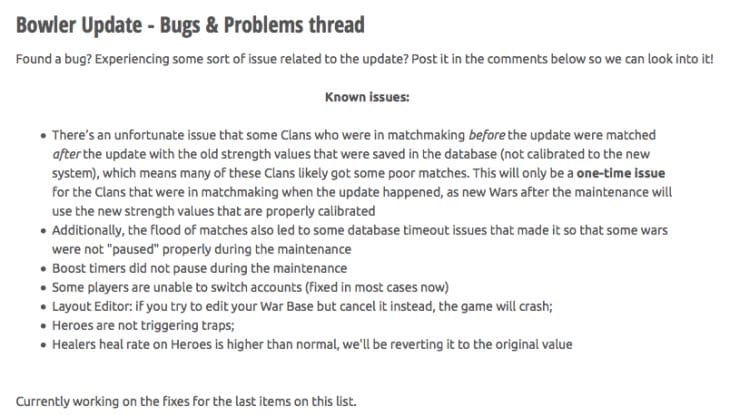 clash-of-clans-bowler-update-problems