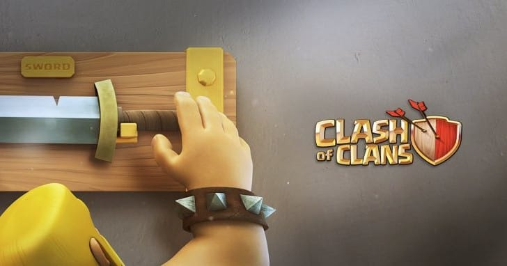 Clash of Clans permanent ban for hacks, mods and cheats