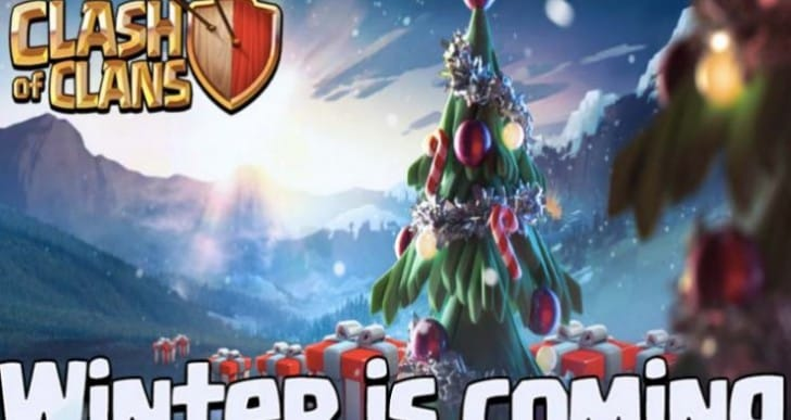 Clash of Clans Christmas 2015 update expectations