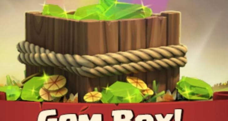 Clash of Clans free gems with official tip
