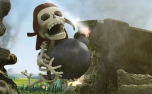 Clash of Clans 2000 free gems with Captions contest