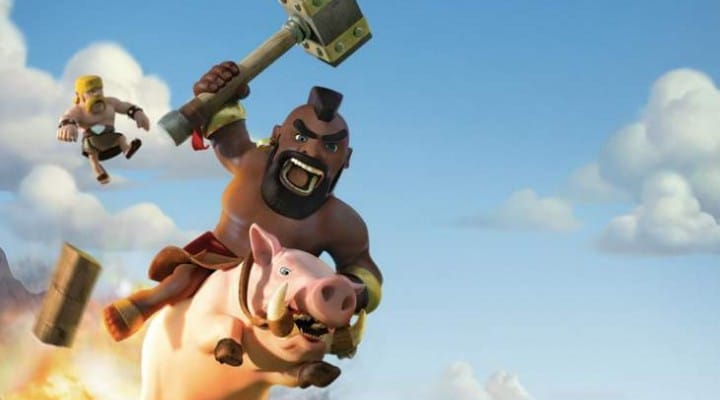 Clash of Clans February update features for 2015