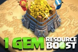 Clash of Clans down for Gem boost removal update