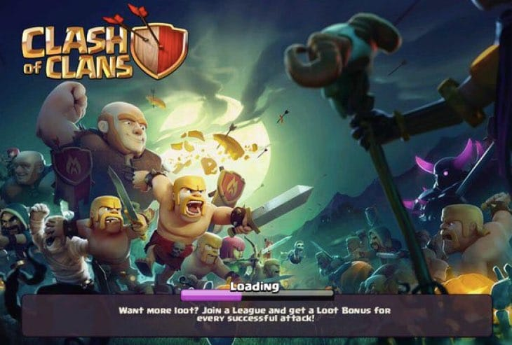 Clash of clans release date