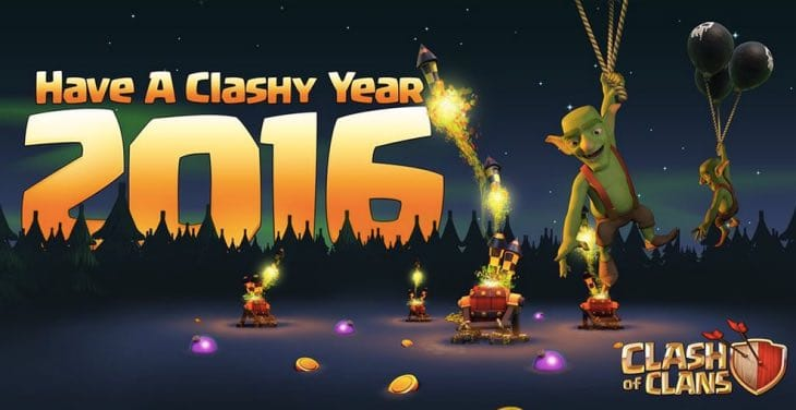 Clash of Clans January 2016 update for new features  Product Reviews