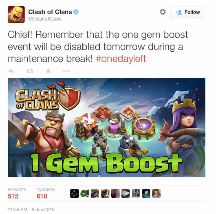 Clash of Clans January update with Town Hall 11 – Product ...