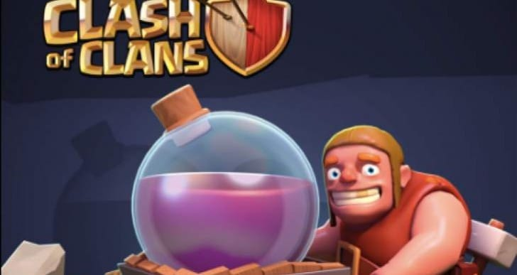 Clash of Clans January update with Town Hall 11