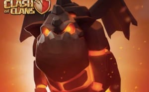 Clash of Clans Lava Hound for Air Defense surprise