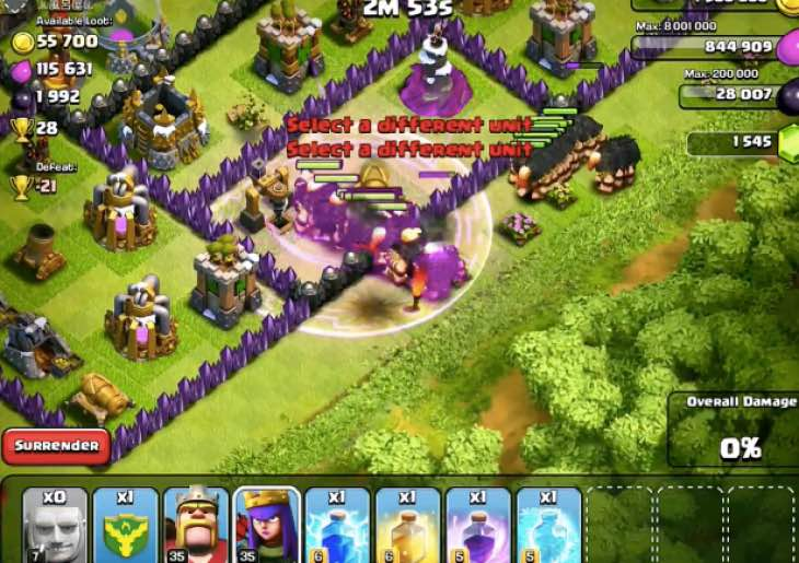 clash-of-clans-max-giants-strategy