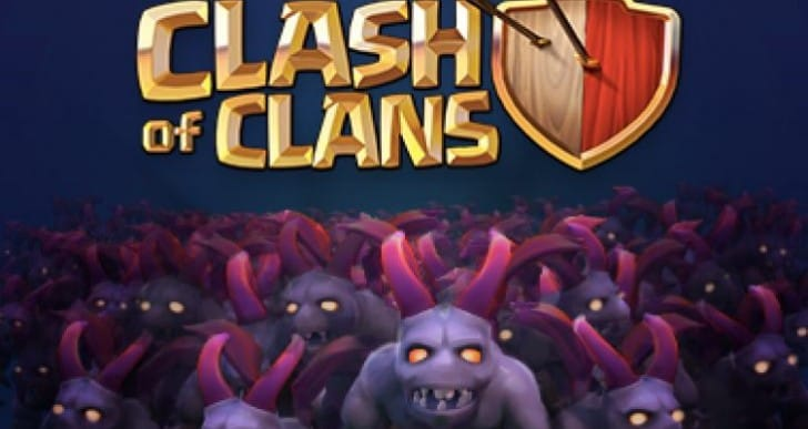Clash of Clans May 2014 update with tweaks