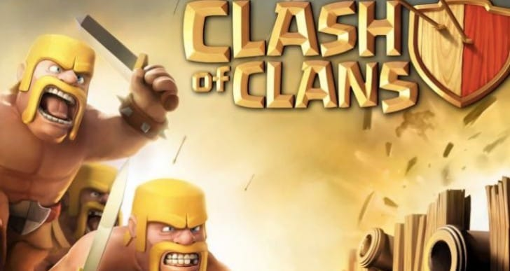 Clash of Clans back after maintenance break