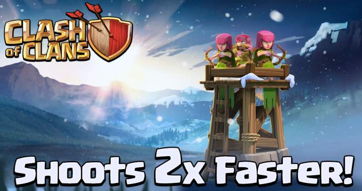Clash of Clans New Archer Tower review – Product Reviews Net