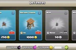 Clash of Clans Sneak Peek 9 update is new TH11 defenses