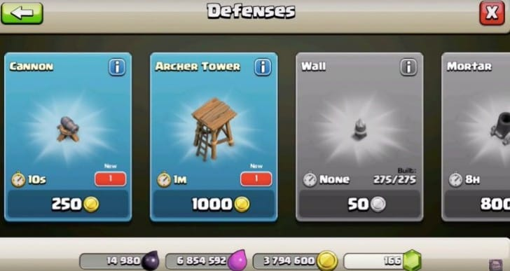 Clash of Clans Sneak Peek 9 update is new TH11 defenses