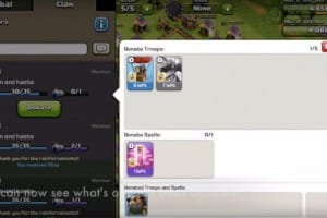 Clash of Clans TH11 Spell Donation update explained