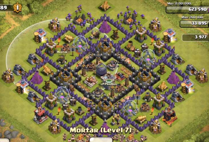 Clash of clans town hall 9 farming base for defense product can you answer elon musks favorite job interview question sciox Choice Image