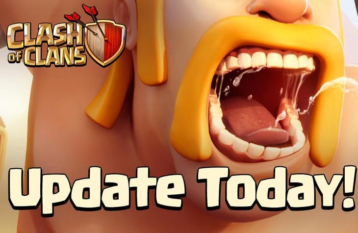 Clash of Clans update live today – Product Reviews Net  Clash of Clans ...