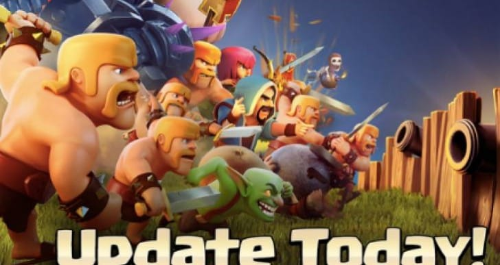 Clash of Clans July update release time