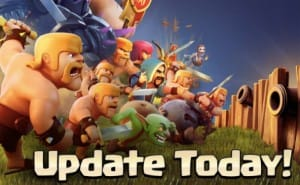 New Clash of Clans 6.407 update for Kindle Fire