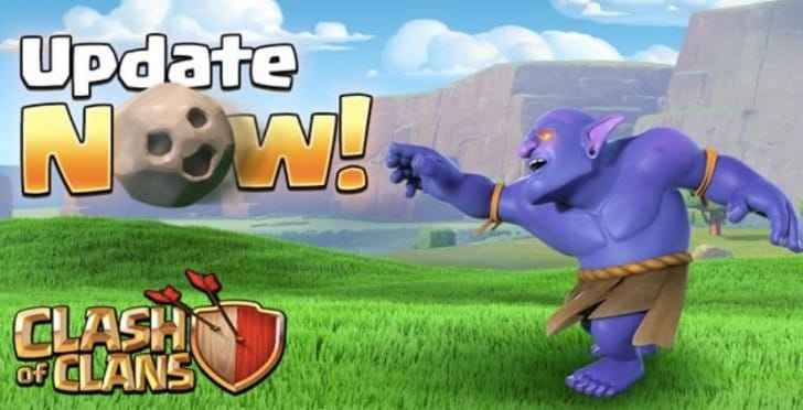 Clash of Clans March 21 update with full patch notes