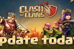Clash of Clans May 2017 Boat patch notes