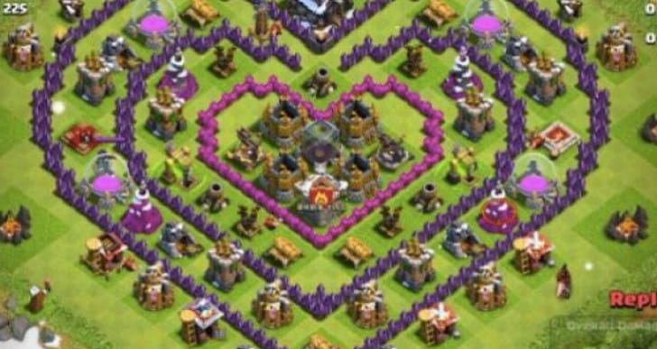Clash of Clans Valentine's Day 2016 update for 1 Gem Boost