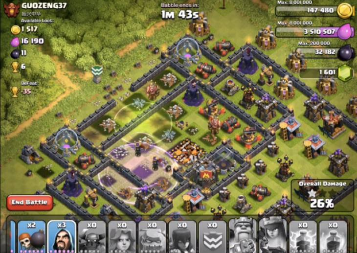 clash of clans hack 300 troops - clash of clans hack ios