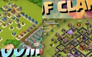 Clash of Clans vs. Boom Beach