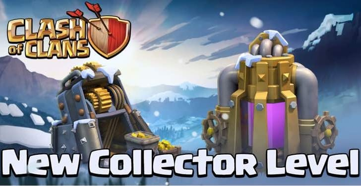 Clash of Clans Winter update notes with forum exclusive