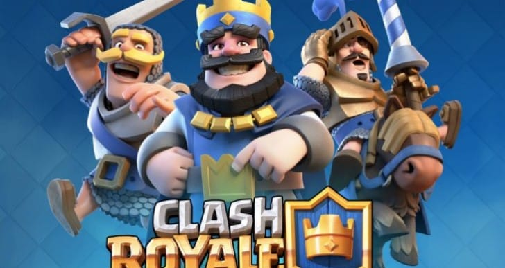 Clash Royale May 2016 update notes teased with Level 13