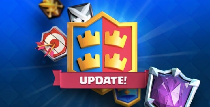 Clash Royale update today for X-Bow, Dart Goblin, Archer