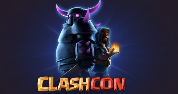 ClashCon 2015 live stream for Clash of Clans update