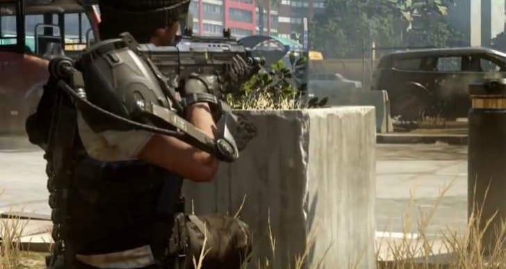 Advanced Warfare Xbox 360 1.05 update notes live