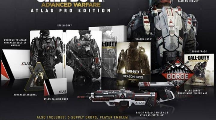 Call of Duty: Advanced Warfare Midnight Launch in UK, USA