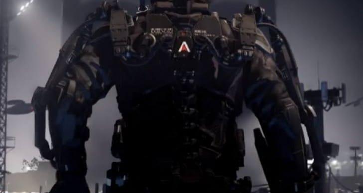 Call of Duty Advanced Warfare Exoskeleton insight