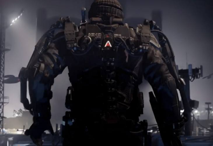 Call of Duty Advanced Warfare Exoskeleton insight – Product