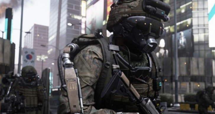 COD Advanced Warfare quick-scoping removed