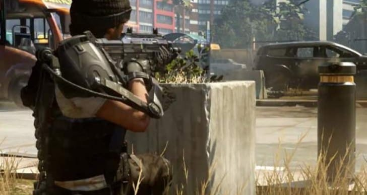 COD: Advanced Warfare weapons list and attachments