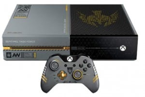 1TB Xbox One for COD Advanced Warfare unleashed