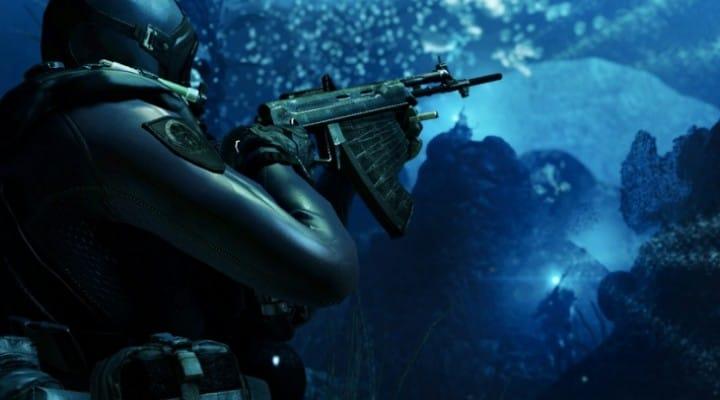 COD Ghosts PS4 1.07 update shows IW effort